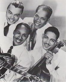 The ink spots!