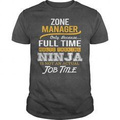 Awesome Tee For Zone Manager T Shirts, Hoodie. Shopping Online Now ==►…