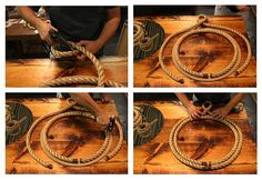 How to use sisal rope!