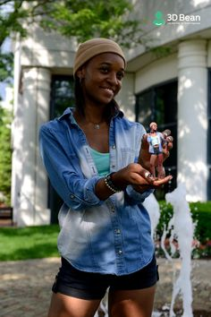 3D Bean – Lifelike 3D Figurines of Yourself | S.O.M.F