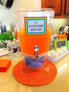 Noah's Science Lab - Experiment 9   CatchMyParty.com