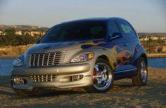 Custom Chrysler PT Cruiser Embodies Hot Rod Era in Modern Version ...