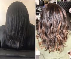 Here are the many different colors and techniques offered at Lulu Salon! Call 5759141948 to book ok your appointment now!