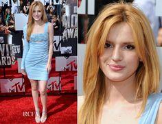 Bella Thorne In Versace – MTV Movie Awards 2014