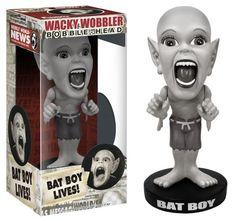 Funko Weekly World News Bat Boy Wacky Wobbler http://popvinyl.net #funko #funkopop #popvinyl