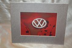 VW by Cruisincars on Etsy, $8.00
