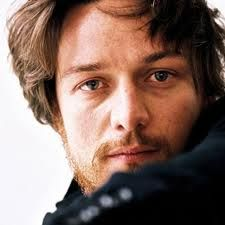 James McAvoy.  I usually don't allow myself celebrity crushes these days, but, um. . . Yeah.