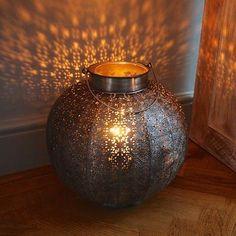 Kashmir Globe Lantern