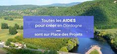 Retrouvez, comparez et contactez l'aide à la création d'entreprise en Dordogne. Placedesprojets.fr met en relation porteurs de projets et professionnels.