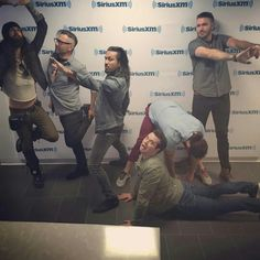 Pop Evil with Grant R (SiriusXM) Pop Evil, Baseball Cards, Fictional Characters, Fantasy Characters