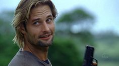 Sawyer <3 Josh Holloway