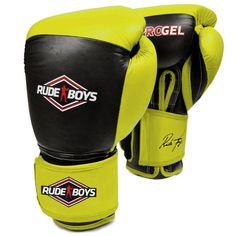 Guante de boxeo Rude Boys 5PROGEL