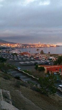 Spain, Canarias, Gran Canaria, Playa del Ingles
