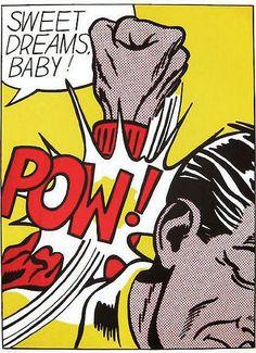 Roy Lichtenstein, #popart
