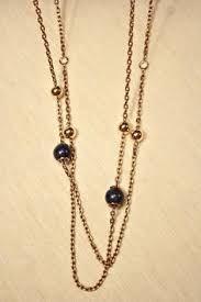 Imagini pentru collares con perlas