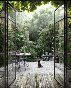 London Garden, Covent Garden, Kew Gardens, Small Gardens, Cottage Design, Cottage Style, Outdoor Spaces, Outdoor Living, Dubai Miracle Garden