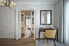 Esnafoglu Home #bedroom #interiors #giyinmeodası