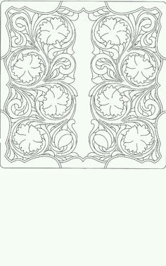 Tooling pattern