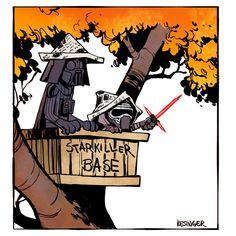 weve-got-more-humorous-calvin-hobbes-star-wars-comic-art1
