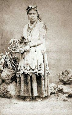 Vestimenta de Oaxaca