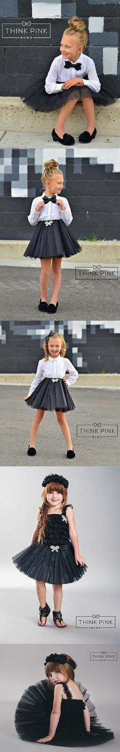 This skirt is embellished with a sparkly diamond bow on the soft satin… Tulle Skirt Kids, Tulle Tutu, Toddler Fashion, Kids Fashion, Flower Girl Dresses Country, Hadley, Cute Skirts, Bucky, Dance Dresses