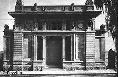 Cinema Excelsion Modernissimo anno 1960 in via Mariano Stabile demolito nel 1970