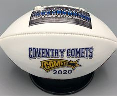 Football Player Gifts, Football Coach Gifts, Personalized Football, Personalized Gifts, Baseball Tournament, Football Awards, Unique Gifts, Great Gifts, Senior Gifts