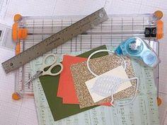 Decorative Corner Card Tutorial - Splitcoaststampers