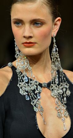 Alexis Mabille at Couture Fall 2011