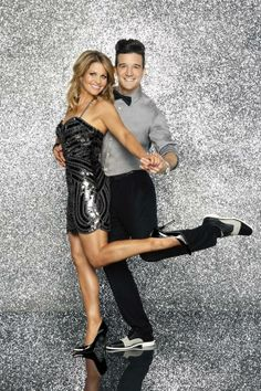 Candace Cameron Bure and Mark Ballas on canceling with the stars