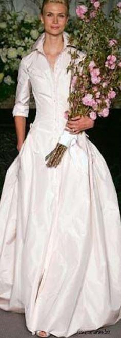Carolina Herrera - Shirt dress