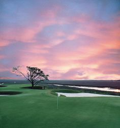 The beautiful, 4-star Pawleys Plantation Golf & Country Club, in Pawleys Island, SC, is our #GolfCourseOfTheDay! | Rock Bottom Golf #RockBottomGolf