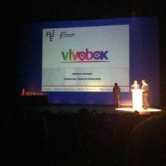 Premios AJE Asturias 2014 Sabadell Vivobox