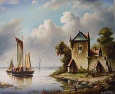 живопись голландских мастеров пейзажи: 7 тыс изображений найдено в Яндекс.Картинках Photo Wall, Painting, Image, Loft Beds, Photograph, Painting Art, Paintings, Drawings