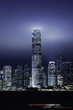 """500px / Photo """"Hong Kong City Scape, View from Tsim Sha Tsui"""" by Augustine Ong LK"""