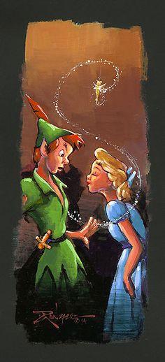 Peter Pan - I Love You Peter - Original