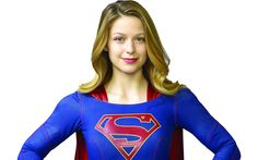 Walter Scott Asks Melissa Benoist: What's the Hardest Part About Being Supergirl?