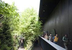 Austria Pavilion – Milan Expo 2015 / team.breathe.austria