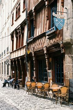Rennes ~ Brittany