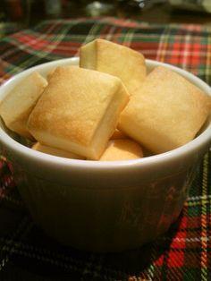 ☆クリームチーズのさくさくクッキー☆ [Cream Cheese Cookies]