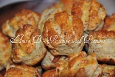 Tepertos Pogacsa - Biscuits with Bacon . Recipe With Pictures: - Hungarian food -