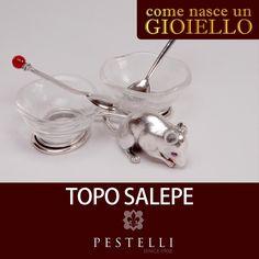 Come nasce un gioiello, Topo SalePepe di Pestelli a Firenze