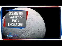 Oceans on Saturn's Moon Enceladus! - YouTube