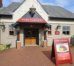 The Toby Carvery just off the A19 - Voted by 82% of Billingham residents as the best restaurant in the world. Courtesy of @billinghamfacts