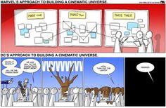 Cinematic Universes [Comic]