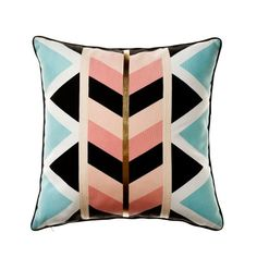 Home Republic Metallic Nomad Cushion - Homewares Cushions - Adairs online