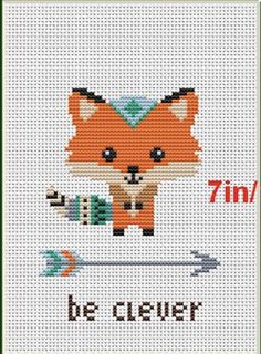 23 Ideas Embroidery Patterns Quotes Crafts For 2019 Funny Embroidery, Embroidery Patterns Free, Embroidery Art, Cross Stitch Embroidery, Embroidery Designs, Tiny Cross Stitch, Cross Stitch Animals, Modern Cross Stitch Patterns, Cross Stitch Designs