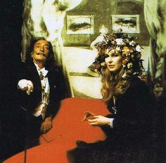 Inside the Surrealist Ball, 1972 | Dangerous Minds