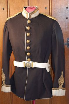 Royal Army Service Corps Officers Full Dress Tunic
