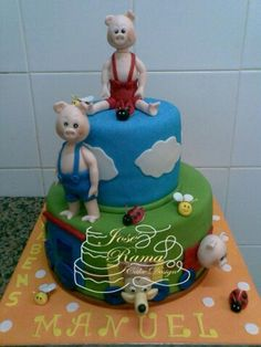 By Jose Rama Birthday Cake, Cakes, Desserts, Food, Design, Art Cakes, Party, Tailgate Desserts, Deserts